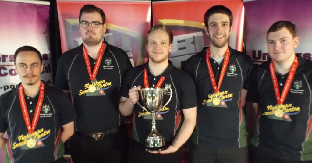 M8 TC 1617 - Winners - Leeds 1st