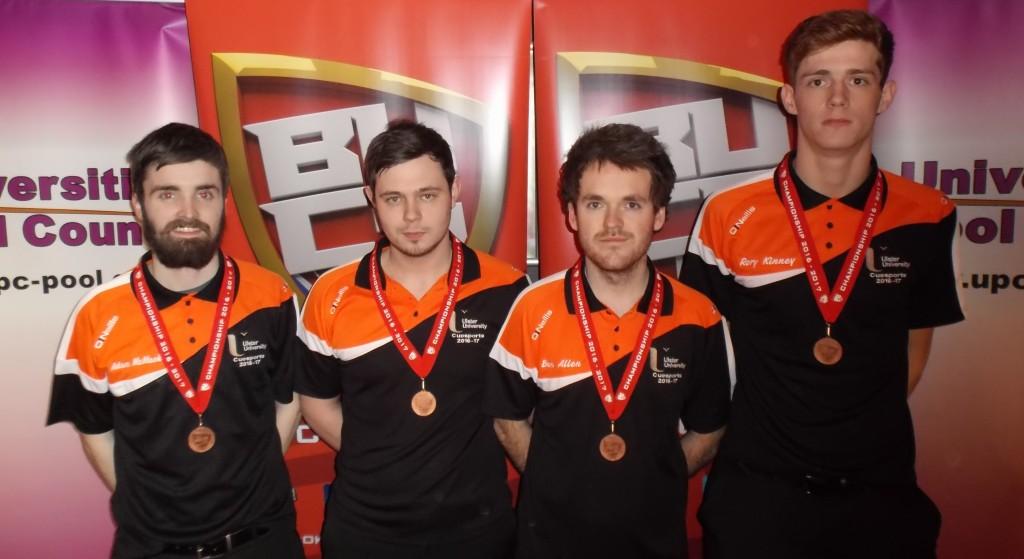 TC 9 1617 - Bronze - Ulster 1st