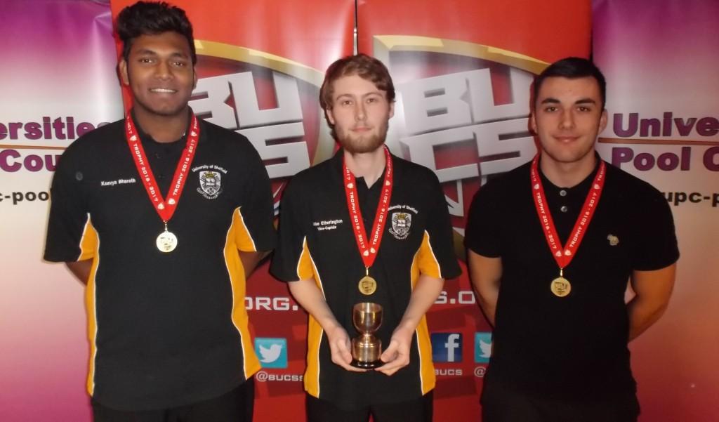 TT 9 1617 - Winners - Sheffield 2nd