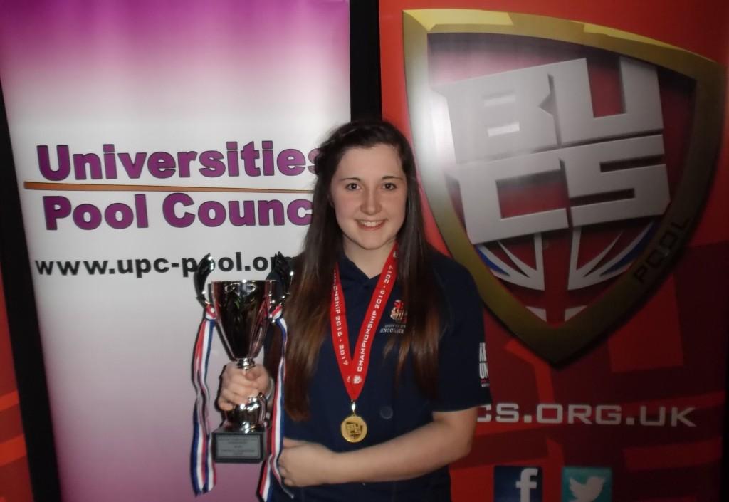 W8 IC - Winner - Sophia Rowlinson