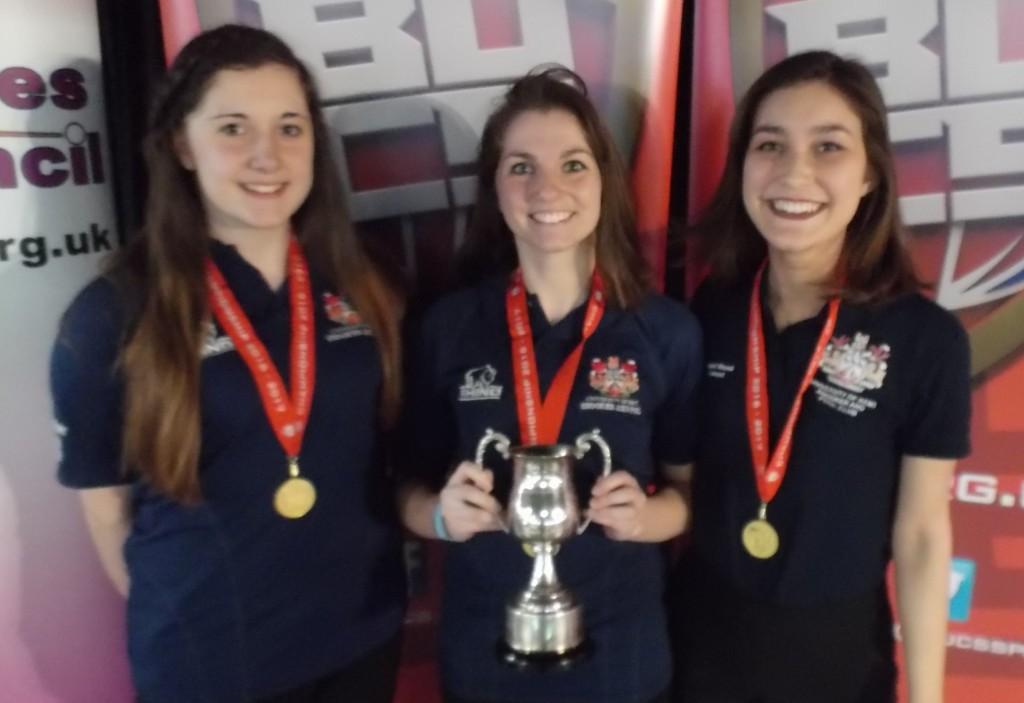W8 TC 1617 - Winners - Kent 1st