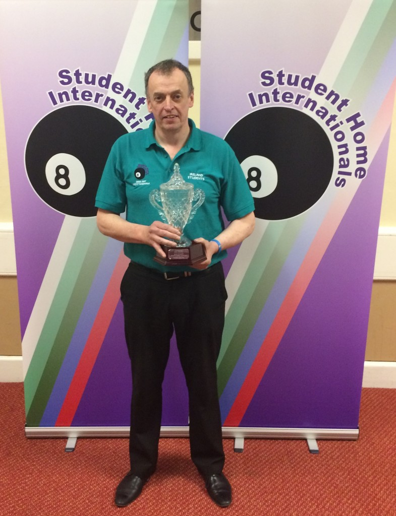 SHI 1617 - Masters Winner - David McQuillan