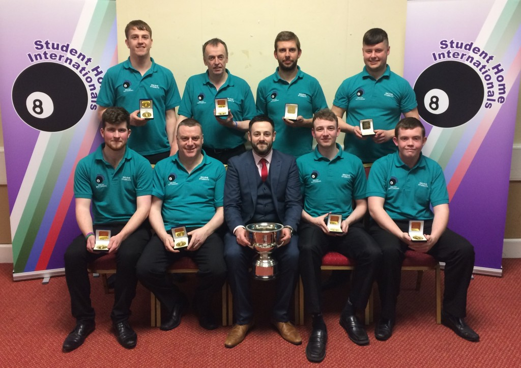 SHI 1617 - Mens Team Winners - Ireland